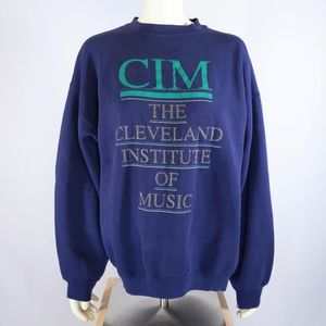 Cleveland Institute of Music sweatshirt